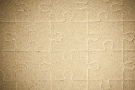 complete solution: Jigsaw puzzle background.