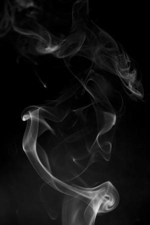 Weißer Rauch Standard-Bild - 38393318