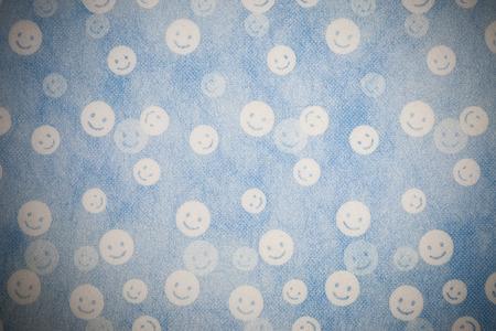 giftwrap: Blue gift wrap