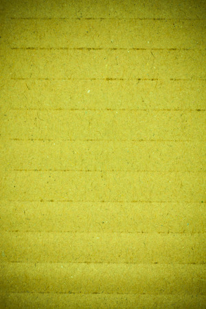 fondo: Reciclaje de textura de cartón verde.