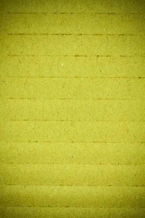 abstrakt: Recycling Grün Karton Textur.