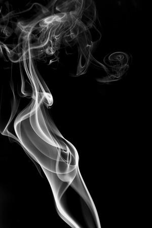 White smoke Фото со стока