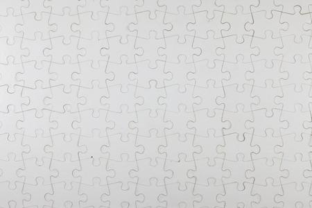 Jigsaw puzzle background.