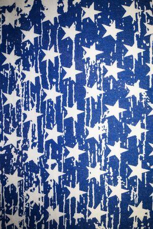 flag background: Vintage American flag background.