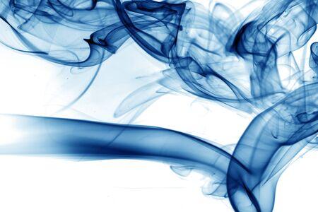 toxic: Blue toxic fumes movement.