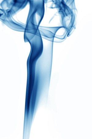 fumes: Blue toxic fumes movement.