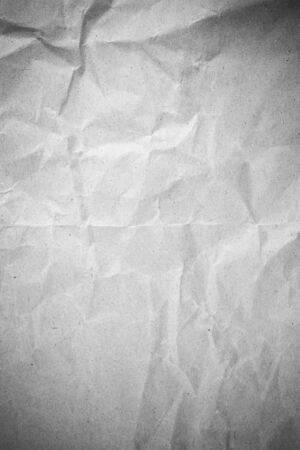 vignette: Vignette crumpled paper. Stock Photo