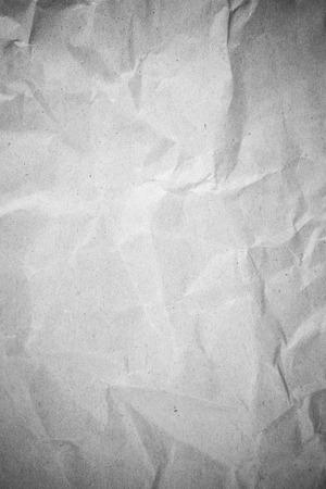 Vignette crumpled paper. Banco de Imagens