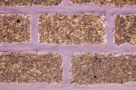 laterite: Laterite stone wall.