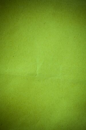 recycled: Recycled green paper background. Stock Photo