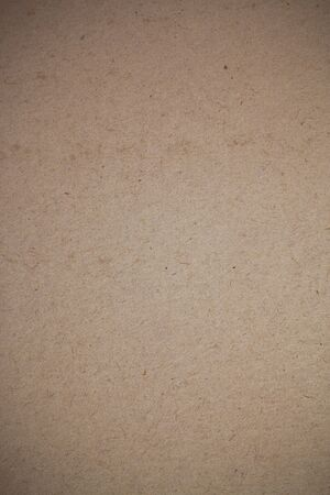 recycling paper: Brown recycling paper background. Stock Photo