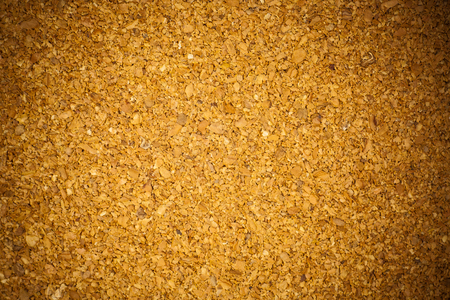 brown cork: Brown cork board background texture. Stock Photo