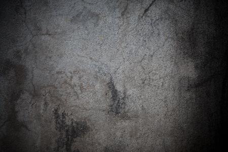 lichen: Background old concrete wall with lichen. Stock Photo