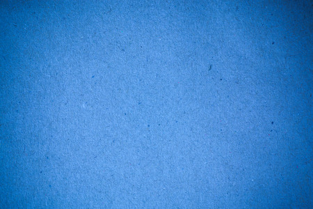 textured paper background: Blue vintage paper textured background. Stock Photo