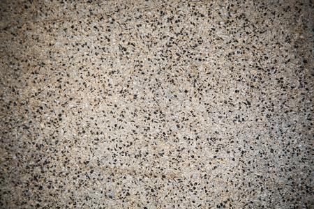 stone wash: Stone wash, Ground stone washed floor for background. Stock Photo