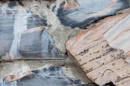 tile cladding: Stone Cladding wall background.