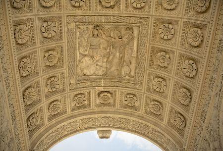 carrousel: Arc de Triomphe du Carrousel. The Details