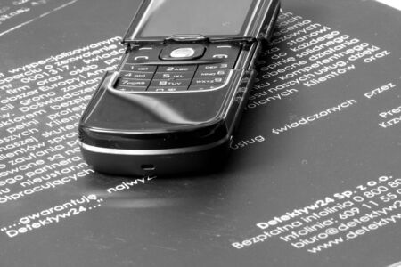 cellular phone Stock Photo - 2455384