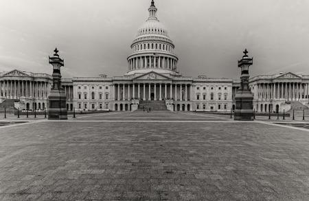 capitol building: Capitol Building, Washington DC Stock Photo