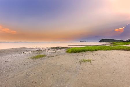 Hilton Head Island in the morning photo