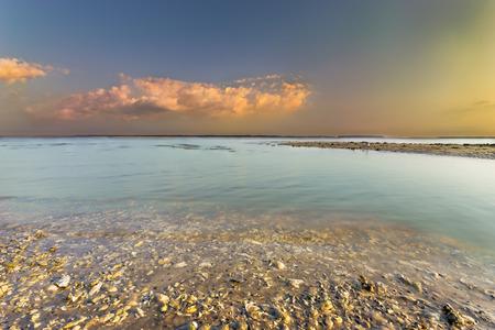 stock vista: Hilton Head Island in the morning