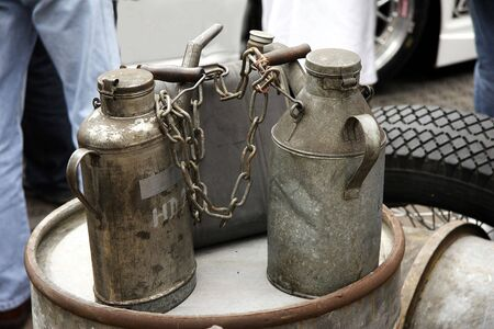 oiler: Older oilcan