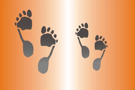 shoeless: fore foots