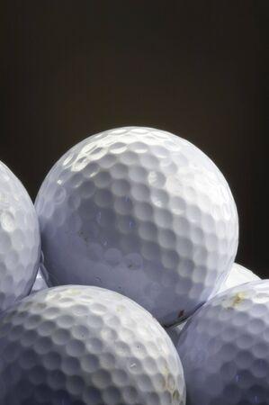 used golfballs