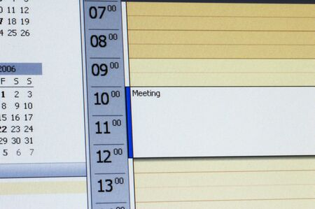appointment in outlook calender