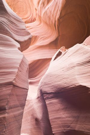 Lower Antelope Canyon in Arizona near Page, United States of America photo