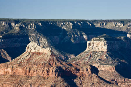 hopi: View from Hopi Point into the Grand Canyon (South Rim)