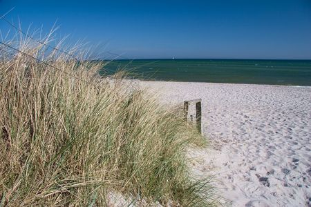 Costline of the Baltic Sea, Germany