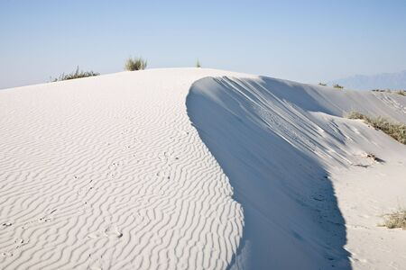 White Sands National Monument in New Mexico, USA Stock Photo - 3832555
