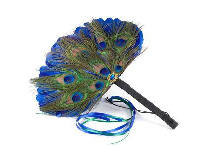 Feather fan alpha