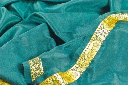 Raso verde delimitata Alpha  Archivio Fotografico - 569482