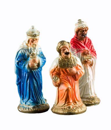 3 人の王のアルファ
