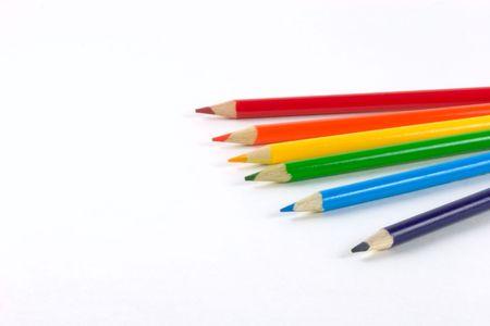 Colored pencils alpha