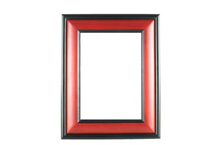 Picture frame alpha Stock fotó