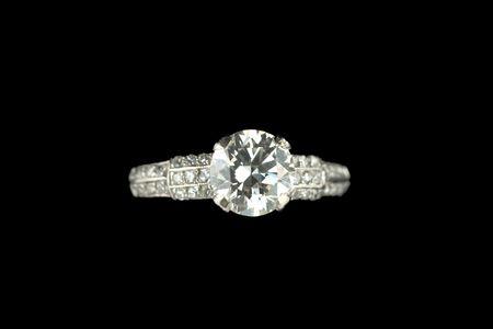 Diamond ring alpha
