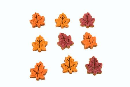 leaf decorations alpha