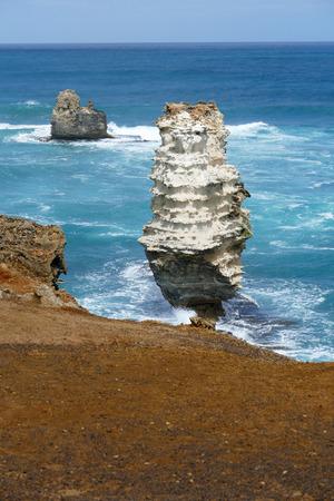 Bay of Island Coastal Park Great Ocean Road Australia