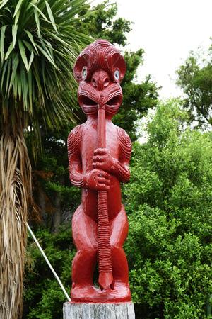 Maori museum Okains Bay