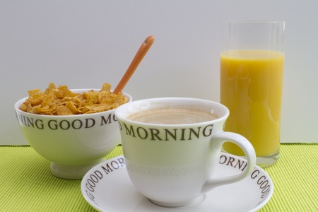 Good Morning Full Breakfast