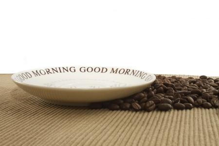 good morning: Good Morning, no Breakfast