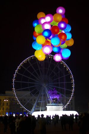 Colorful Lyon