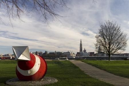antwerp: Antwerp  with buoy
