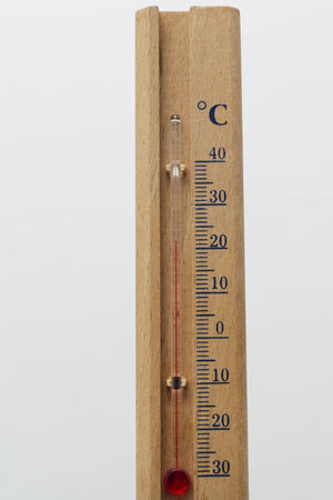 22 degrees celsius Stock Photo