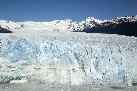 Perito Moreno from the air