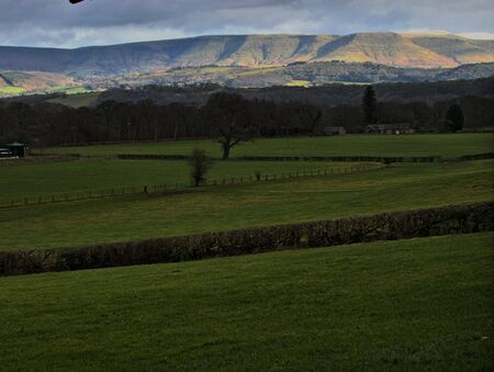 uplands: Black Mountains Escarpment