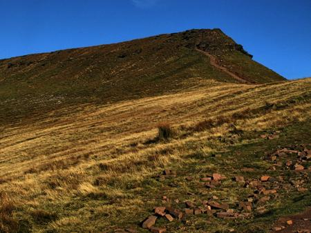 beacons: Corn Du, Brecon Beacons